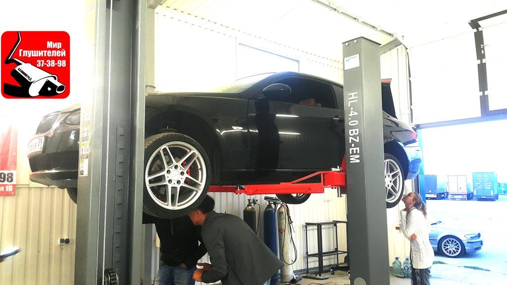 BMW 3 E92, 2008г., 2.0 бензин